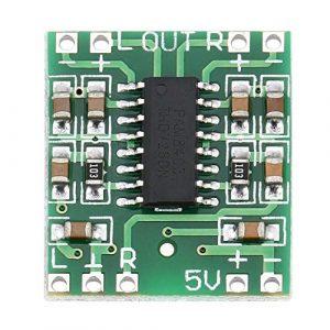 PAM8403 Module Audio DC 5V Mini Carte amplificateur numérique de Classe D LCD