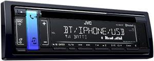 JVC KD r891bt Récepteur Bluetooth avec Fonction Mains-Libres et audiostraming CD Noir