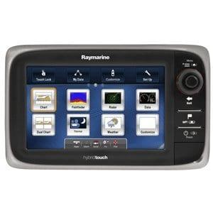 RAYMARINE E7 7 «DISPLAY multifuction AVEC GPS INTERNE