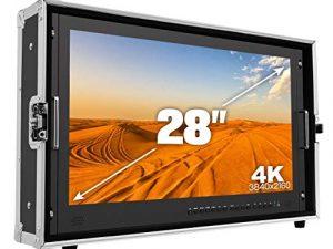 Lilliput BM280-4K High Contrast: 1000:1 Carry-on 4K Monitor