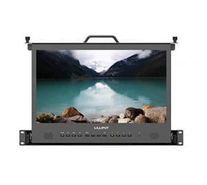 Lilliput RM-1730S 1920×1080, Full HD Resolution 1RU Pull-Out Monitor
