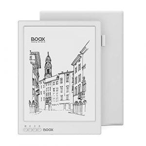 BOOX Max2 Pro 13.3″ eReader, Android 6.0, 4Go + 64Go, 4100mAh Wi-FI Blanc