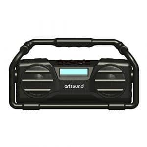 Artsound U6 Radio Utilitaire USB Noir