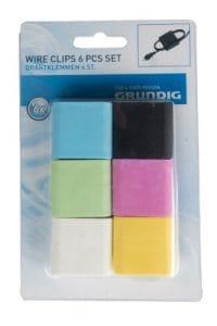 Grundig 51522 cord séparateurs (4 pièces)