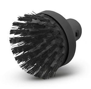 Kärcher Grande brosse ronde accessoire pour nettoyeurs vapeur