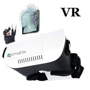 Lunettes verres réalité virtuelle 4Smarts Spectator plus VR universel jusqu'à 163mm x 83mm