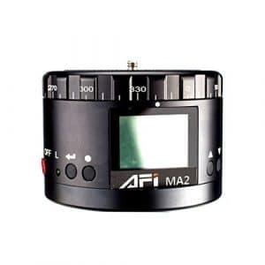 MagiDeal MA2tête panoramique motorisée Trépied tête boule w/LCD écran pour Canon Nikon