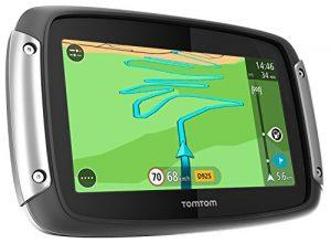 TomTom 1GE0.002.00 GPS Bluetooth Noir, Argent (import Europe)