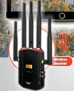 Kamera STW700 300m-700m Wireless HD Video Link System 5GHz Wireless HDMI/SDI Video Transmission