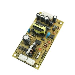 Circuit Board Universal Power Supply + 5V + 12V -12V pour lecteur DVD