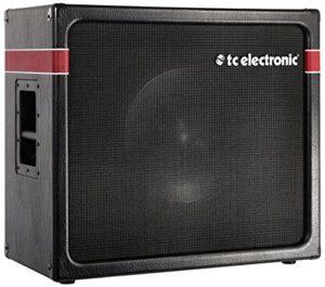 TC Electronic K 115 15 Pouces Bass Driver Cabinet Noir