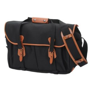 Billingham BC 555 Canvas 555 Sac photo Noir/Tan