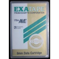 EXABYTE Exatape 170m AME 20Go 8mm cartouche de données
