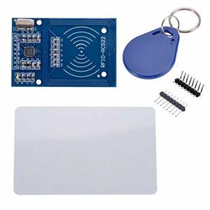 Lecteur de Carte RC522 Lecteur de antenne RF RFID Module de proximité de Carte à Puce MFRC-522 + clé