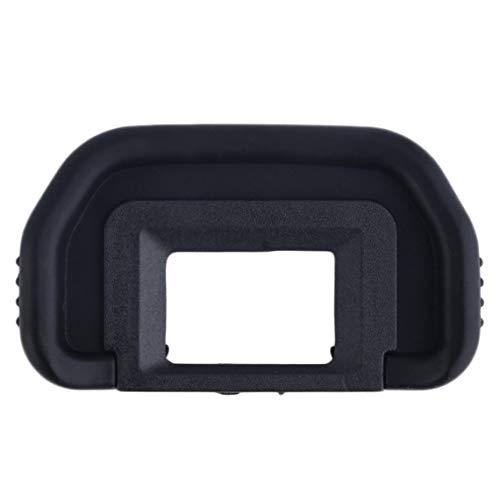 Oculaire à œilleton en Caoutchouc Noir EB pour Canon EOS 10D 20D 30D 40D 50D 60D 550D