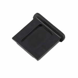 Protège-Cache pour Capuchon de Flash pour Nikon D90 D200 D300 D-BS DSLR Camera Protective Cover Accessoires pour appareils Photo numériques Noir WEIWEITOE