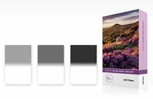 Lee Filters FHNDGSS Kit de Filtre résine dégradé neutre Soft