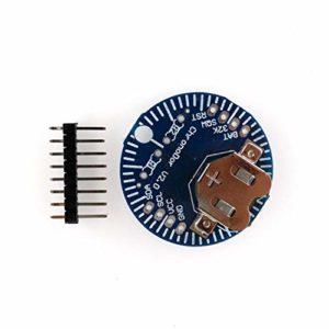 vbncvbfghfgh HW-450 Module d'horloge en Temps réel DS3231SN ChronoDot V2.0