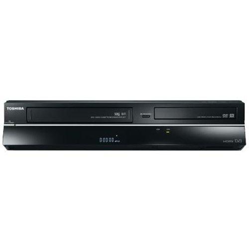 Toshiba D-VRI9DT DVD & VHS Recorder Enregistreur DVD Noir – Lecteurs DVD/Blu-Ray (PAL, Dolby Digital,DTS, CD-R,CD-RW,DVD+R,DVD+RW,DVD-R,DVD-RW, Noir, 435 mm, 338 mm)